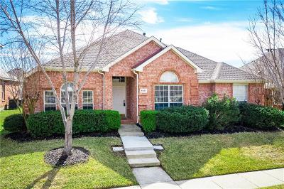 Mckinney Single Family Home For Sale: 4607 Highlands Drive