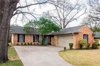 Richardson Single Family Home For Sale: 608 Laguna Drive