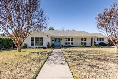 Fort Worth Single Family Home For Sale: 1612 Aden Road