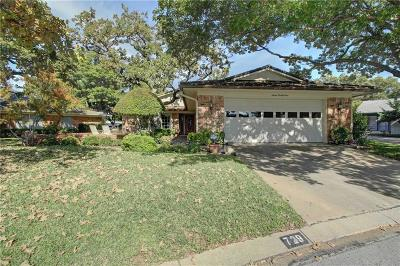 Fort Worth Single Family Home For Sale: 729 Putter Drive