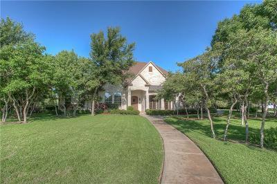 Fort Worth Single Family Home For Sale: 194 Coronado Bend