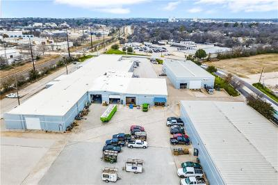 Denton Commercial Active Option Contract: 1700 Shady Oaks Drive