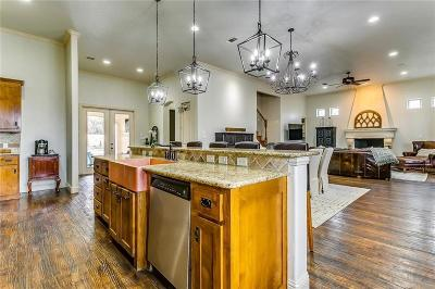 Aledo Single Family Home For Sale: 1424 Keeneland Hill Drive