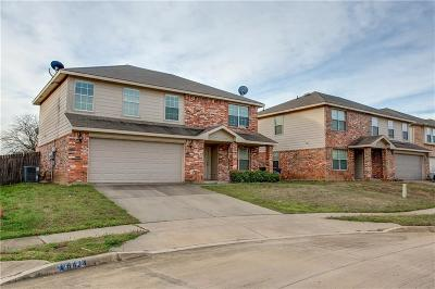 Fort Worth Single Family Home For Sale: 6420 Paradise Valley Road