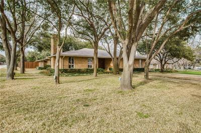 Dallas Single Family Home For Sale: 7307 Azalea Lane