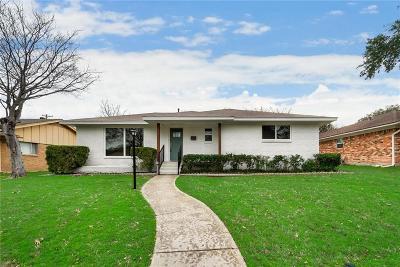 Dallas TX Single Family Home For Sale: $374,900