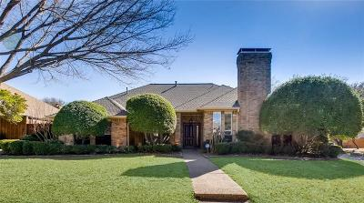 Plano Single Family Home For Sale: 2612 Dunwick Drive