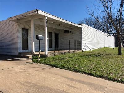 Dallas County, Collin County, Rockwall County, Ellis County, Tarrant County, Denton County, Grayson County Commercial For Sale: 3819 McCart Avenue