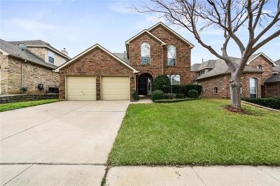 Flower Mound Single Family Home For Sale: 4205 Sharondale Drive