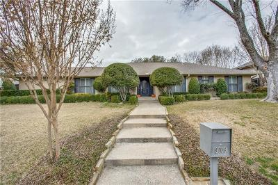Single Family Home For Sale: 3709 Peter Pan Drive
