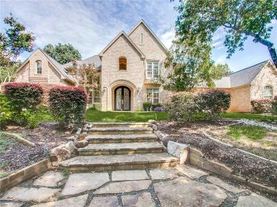 Flower Mound Single Family Home Active Kick Out: 5300 Clear Creek Drive