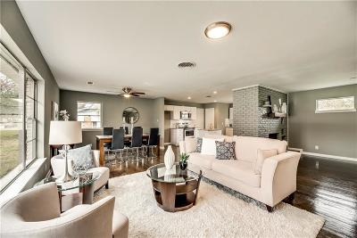 Richland Hills Single Family Home For Sale: 3700 Labadie Drive