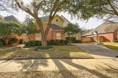 Allen Single Family Home For Sale: 1319 Sherman Court