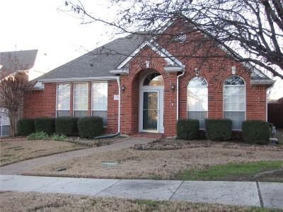 Lewisville Residential Lease For Lease: 428 Vista Noche Drive