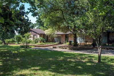 Seagoville Single Family Home For Sale: 760 Fm 1389 S