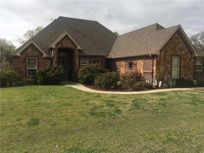 Weatherford Single Family Home For Sale: 149 Overton Ridge Circle