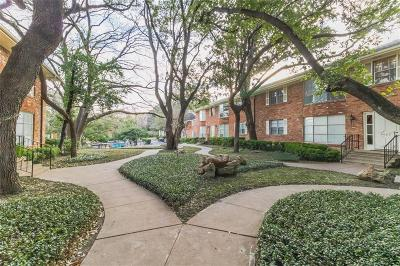 Dallas Condo For Sale: 5005 Cedar Springs Road #5005E