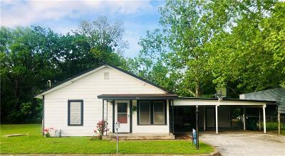 Montague County Single Family Home For Sale: 311 Small Street