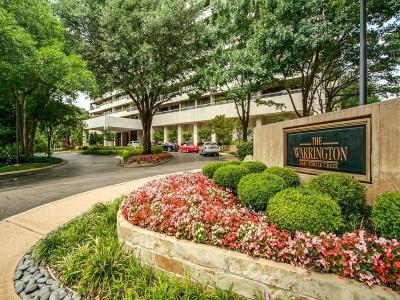 Dallas Condo For Sale: 3831 Turtle Creek Boulevard #19D