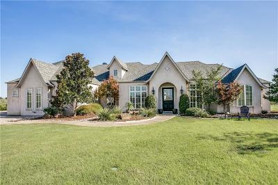 Fort Worth Single Family Home For Sale: 4520 Cougar Ridge