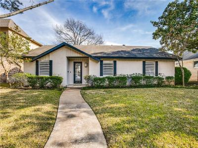 Dallas Single Family Home For Sale: 6918 Charade Drive