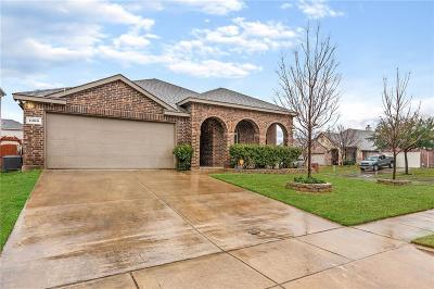 Princeton Single Family Home For Sale: 1100 Antoinette Drive