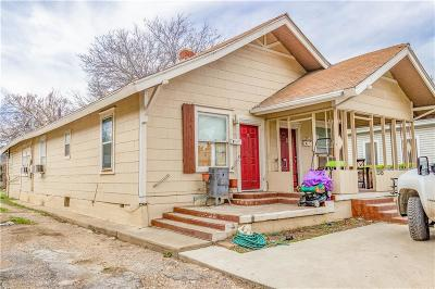 Tarrant County Multi Family Home For Sale: 2315 Market Avenue