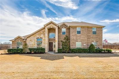 Waxahachie TX Single Family Home For Sale: $335,000