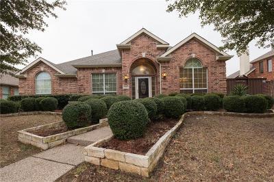 Frisco Single Family Home For Sale: 12687 Blue Ridge Drive