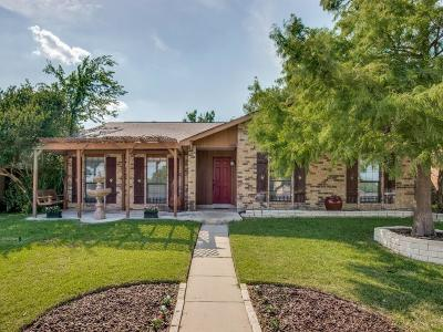 The Colony Single Family Home For Sale: 4116 N Colony Boulevard