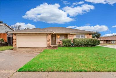 Single Family Home For Sale: 6332 Beetle Drive