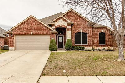 Fort Worth Single Family Home For Sale: 4113 Dellman Drive