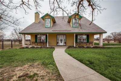 Springtown Single Family Home Active Option Contract: 319 Campbell Lane