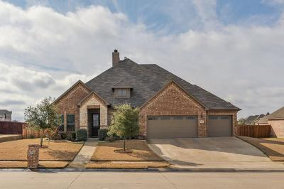 Waxahachie Single Family Home Active Option Contract: 108 Citation Lane