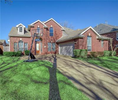 Grand Prairie Single Family Home For Sale: 3723 Edgewood Court