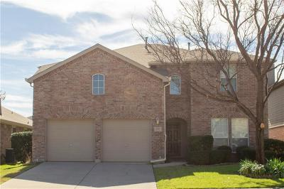 Little Elm Single Family Home For Sale: 1500 Nighthawk Drive