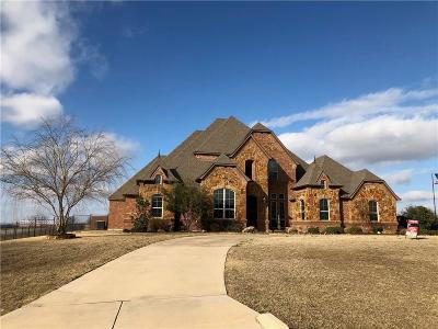 Fort Worth Single Family Home Active Option Contract: 1301 Meredith Creek Lane