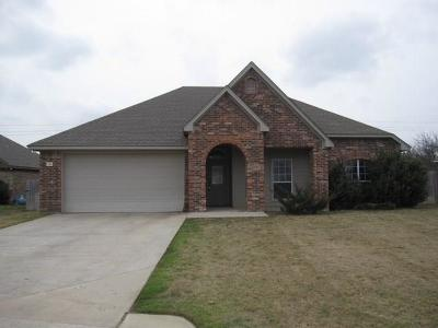 Weatherford Single Family Home For Sale: 126 Pleasant View Drive
