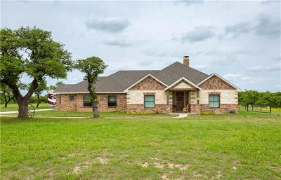 Springtown Single Family Home For Sale: 300 Carter Road