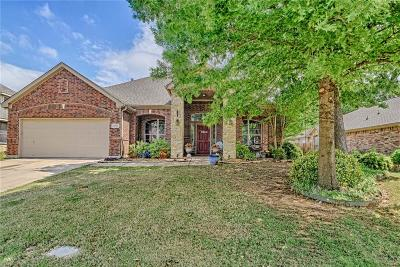 Mansfield Single Family Home For Sale: 2506 Blossom Trail