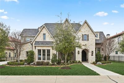 McKinney Single Family Home Active Contingent: 6304 Saint Michael Drive