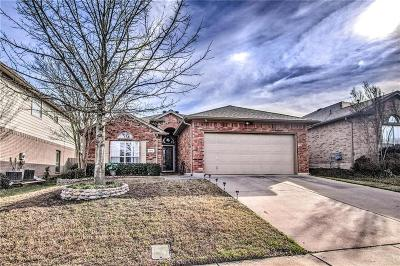 Fort Worth Single Family Home For Sale: 2812 Morning Star Drive