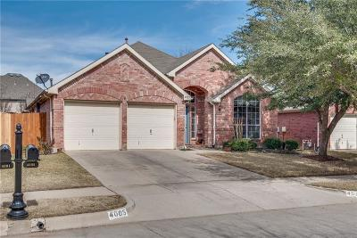 Fort Worth Single Family Home For Sale: 4005 Tidball Drive