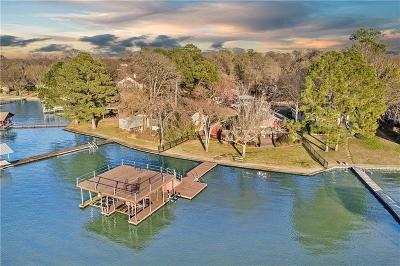 Mabank Single Family Home Active Option Contract: 117 Baywood Boulevard