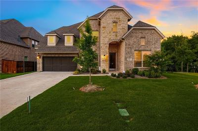 Allen Single Family Home For Sale: 1604 Frederickburg Drive