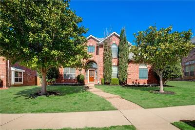 Frisco Single Family Home For Sale: 10156 Burnt Mill Lane
