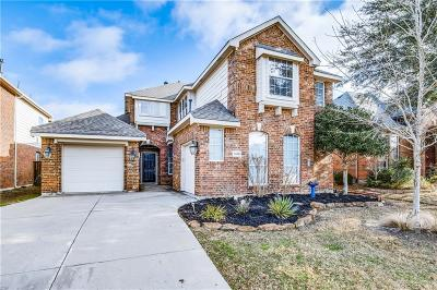 Mckinney Single Family Home For Sale: 8608 Irwin Court