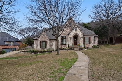 Cedar Hill Single Family Home For Sale: 2321 Valley View Drive