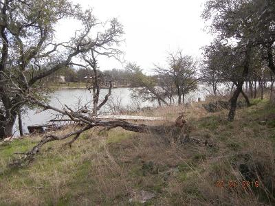 May, Lake Brownwood, Brownwood Residential Lots & Land For Sale: 4360 Lake Shore Dr.