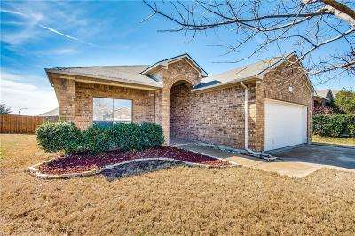 Single Family Home For Sale: 1137 Roping Reins Way